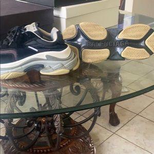 Balenciaga Shoes - Balenciaga men's Triple S Sneakers 41